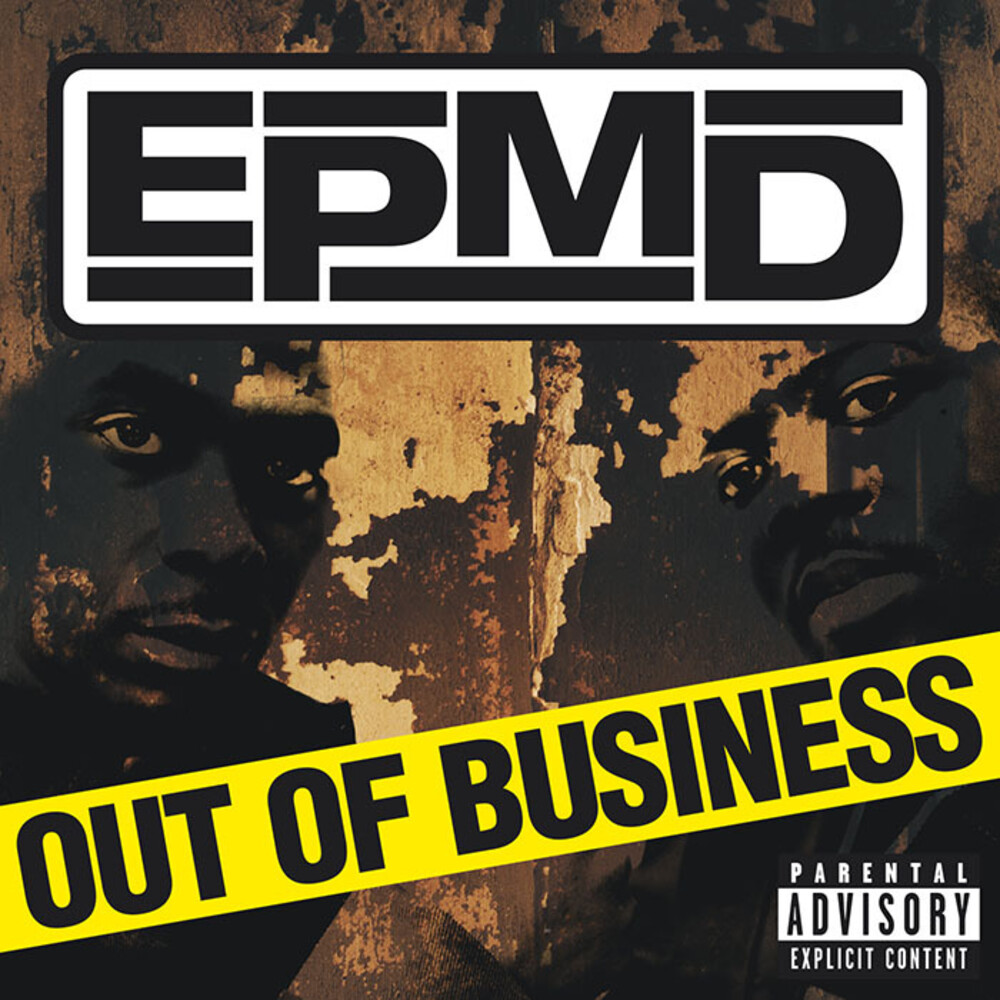 Epmd - Out Of Business (Hol)