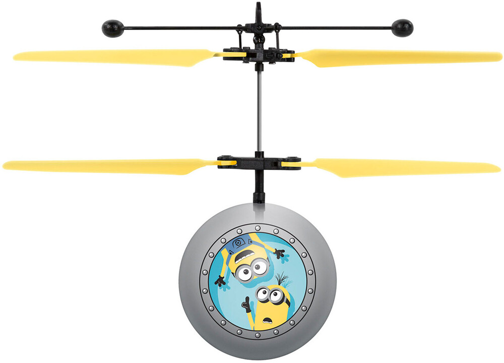 Ufo Flying Ball - Universal Despicable Me Minions IR UFO Ball Helicopter (DreamWorks, Minions)