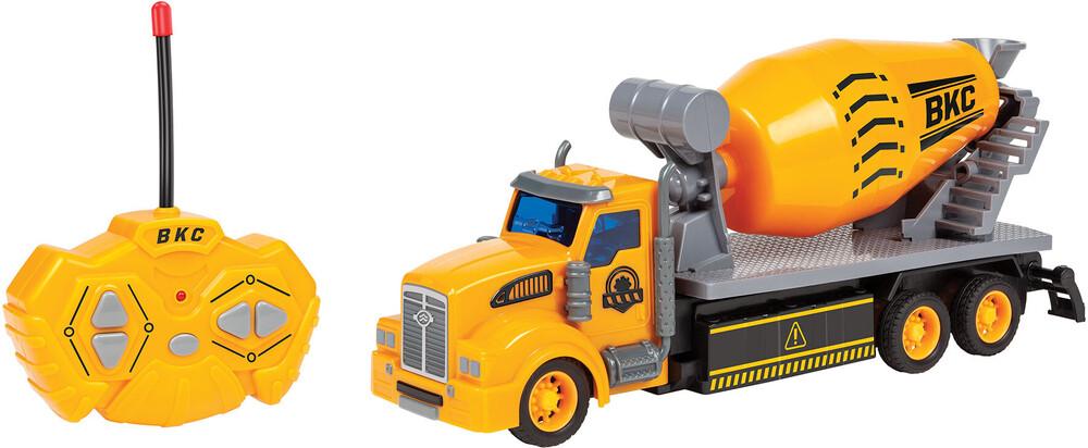 Rc Vehicles - Big Kid's Construction: 1:48 RC Cement Mixer Truck