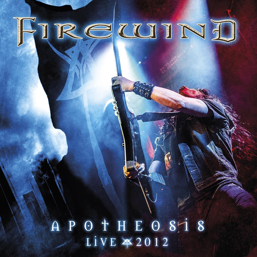 Firewind - Apotheosis: Live 2012 [2LP]