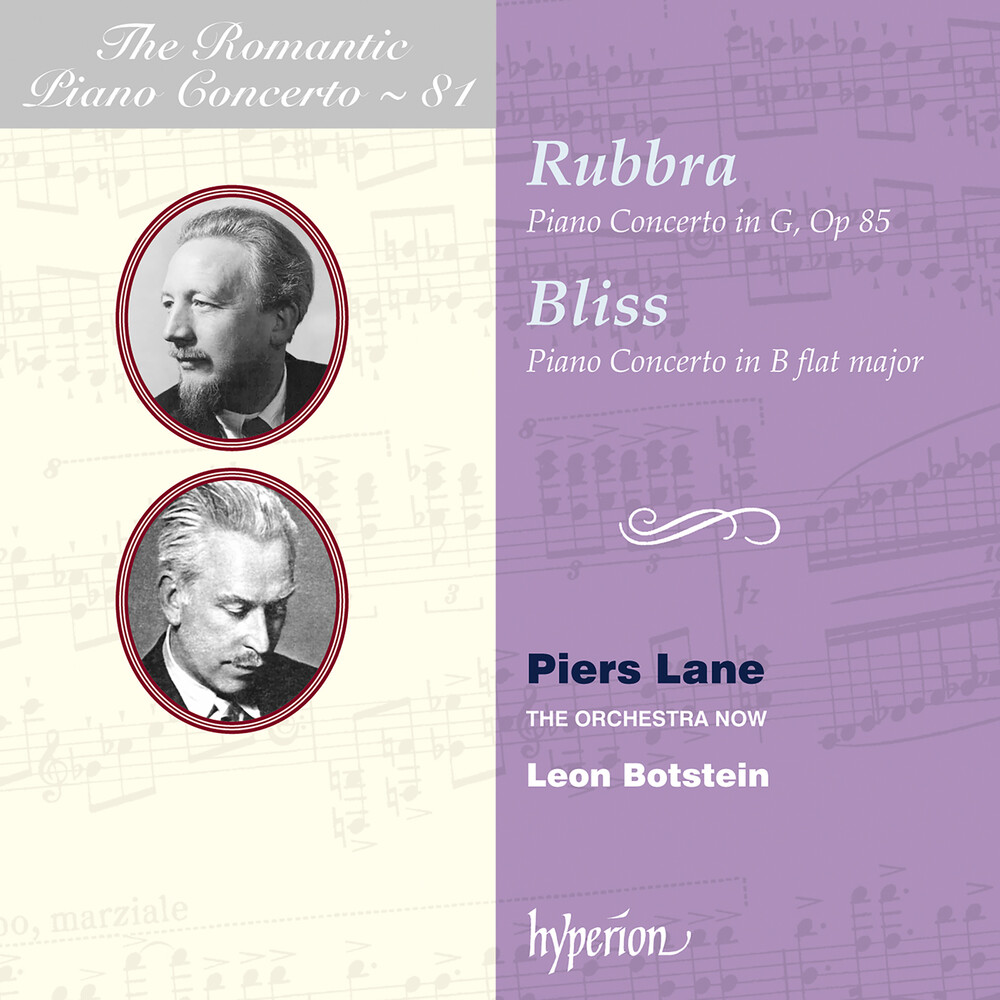 Piers Lane - Romantic Piano Concerto Vol. 81