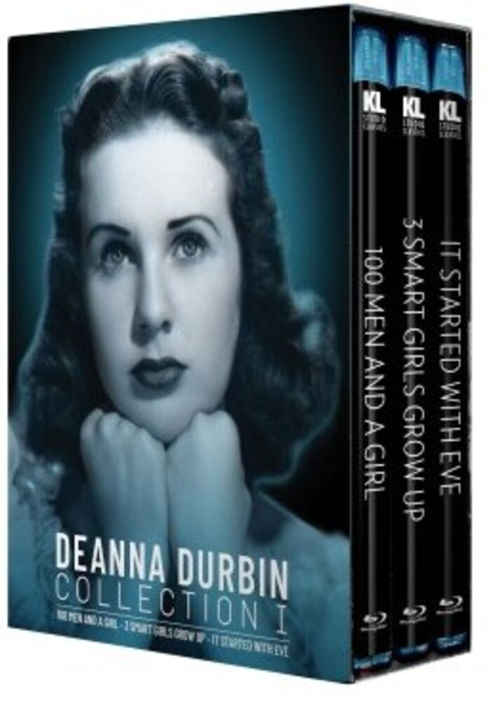- Deanna Durbin Collection I (3pc)
