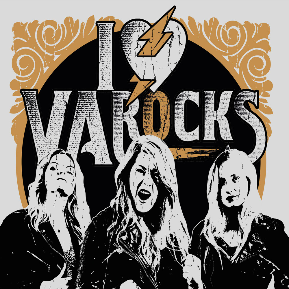 VA ROCKS - I Love Va Rocks (Ltd)