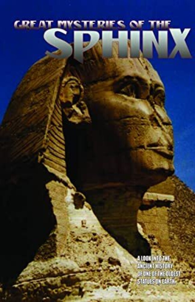 - Great Mysteries Of The Sphinx