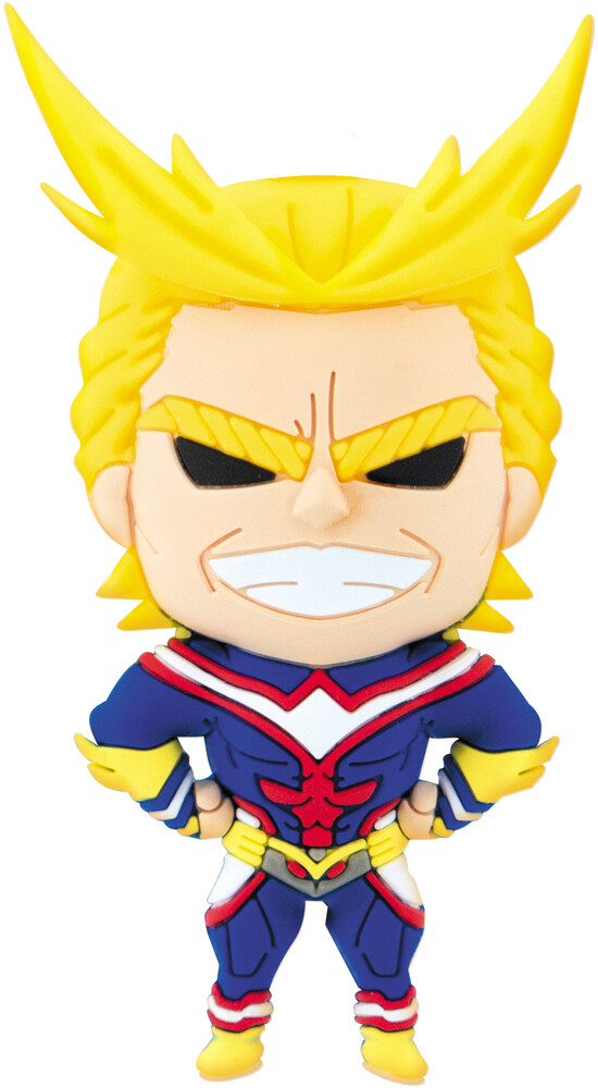 My Hero Academia - All Might 3D Foam Magnet - My Hero Academia - All Might 3D Foam Magnet