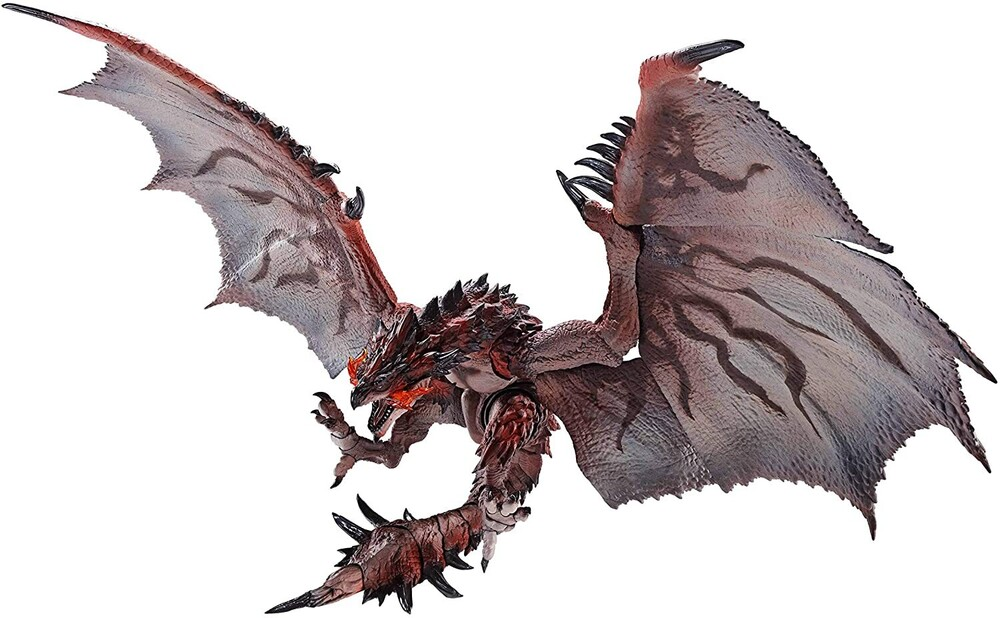 Tamashii Nations - Monster Hunter: Rathalos - Bandai Tamashii Nations S.H. MonsterArts
