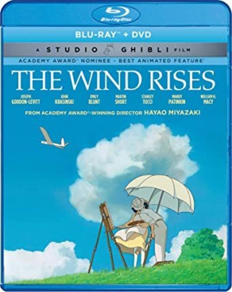 Hideaki Anno - Wind Rises (2pc) (W/Dvd) / (2pk Ac3 Dts Sub Ws)
