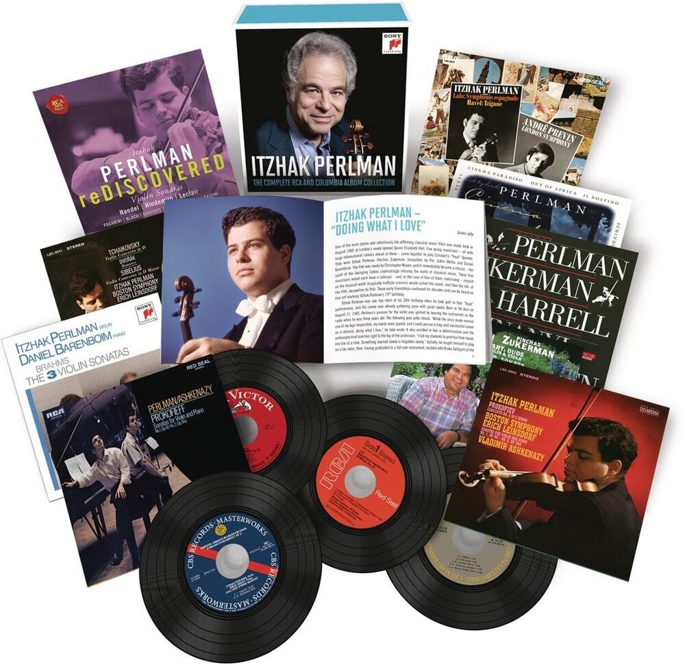 Complete Rca & Columbia / Various Box - Complete RCA & Columbia