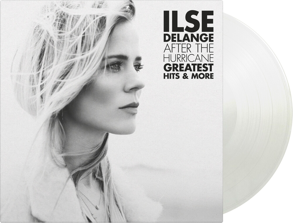 Ilse Delange - After The Hurricane: Greatest Hits & More [Limited Gatefold, 180-GramClear Vinyl]