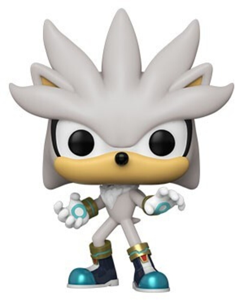 - FUNKO POP! GAMES: Sonic 30th - Silver the Hedgehog