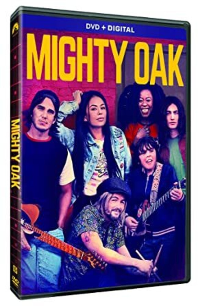 Mighty Oak - Mighty Oak / (Ac3 Amar Dol Sub Ws)
