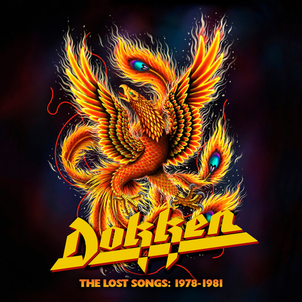 Dokken - The Lost Songs: 1978-1981 [LP]