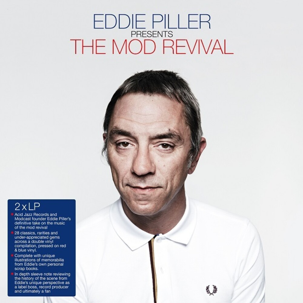 Eddie Piller Presents The Mod Revival / Various - Eddie Piller Presents The Mod Revival / Various