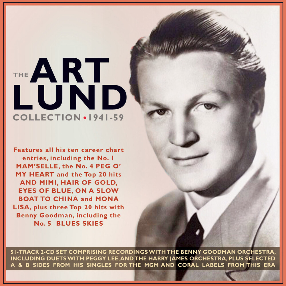 Art Lund - Collection 1941-59