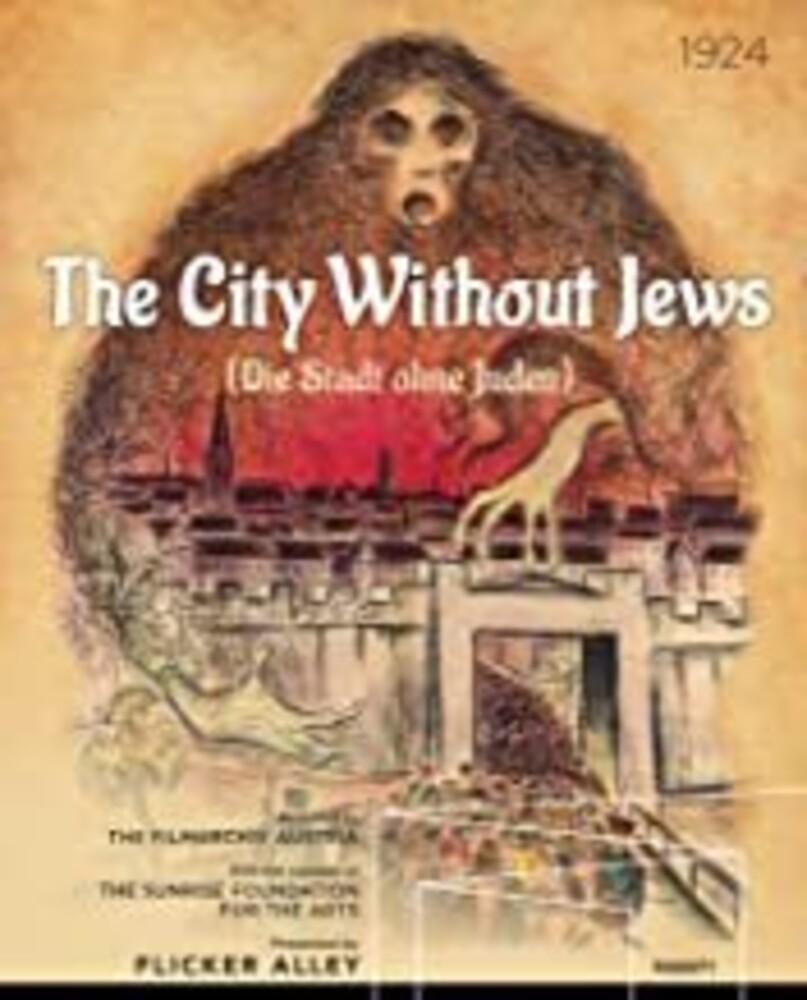 Hans Moser - City Without Jews (Die Stadt Ohne Juden) (2pc)