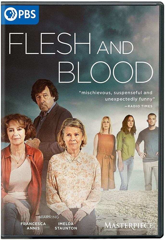 Masterpiece: Flesh & Blood - Masterpiece: Flesh and Blood