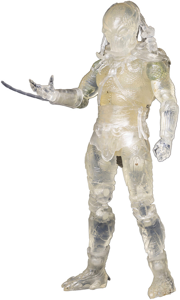 Hiya Toys - Hiya Toys - Predators Invisible Tracker Predator PX 1/18 Scale Figure