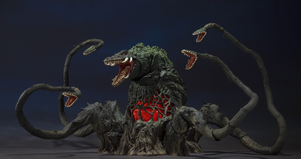 Tamashi Nations - Tamashi Nations - Godzilla Vs. Biollante - Biollante Special ColorVersion, Bandai Spirits, S.H. MonsterArts