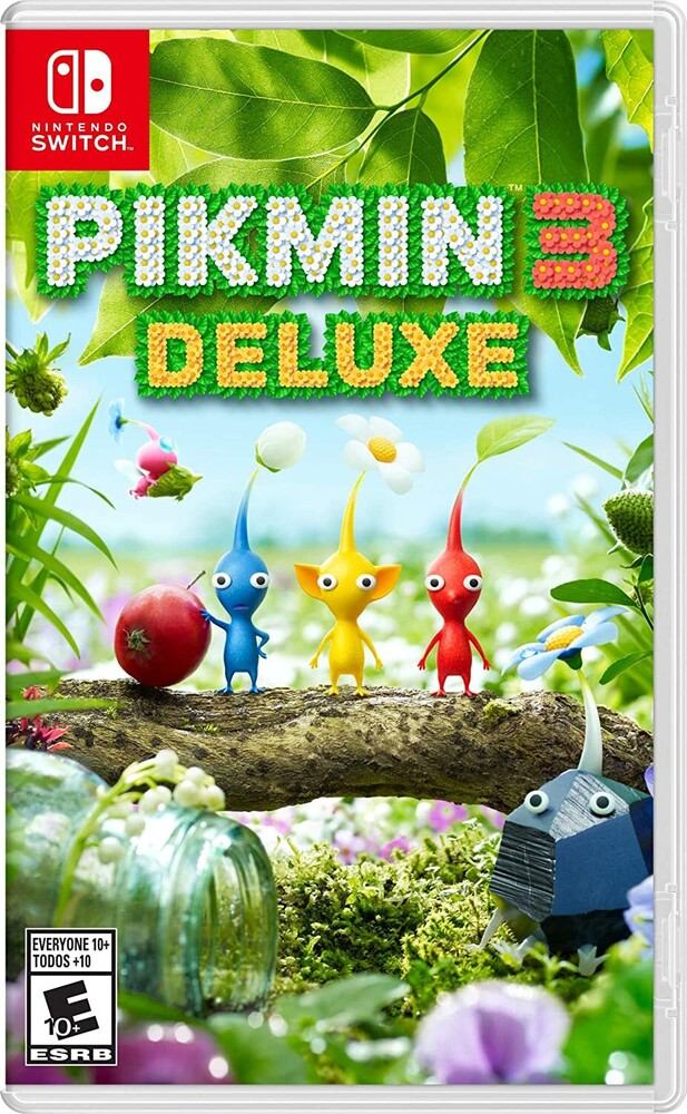 Swi Pikmin 3 Deluxe - Pikmin 3 Deluxe for Nintendo Switch