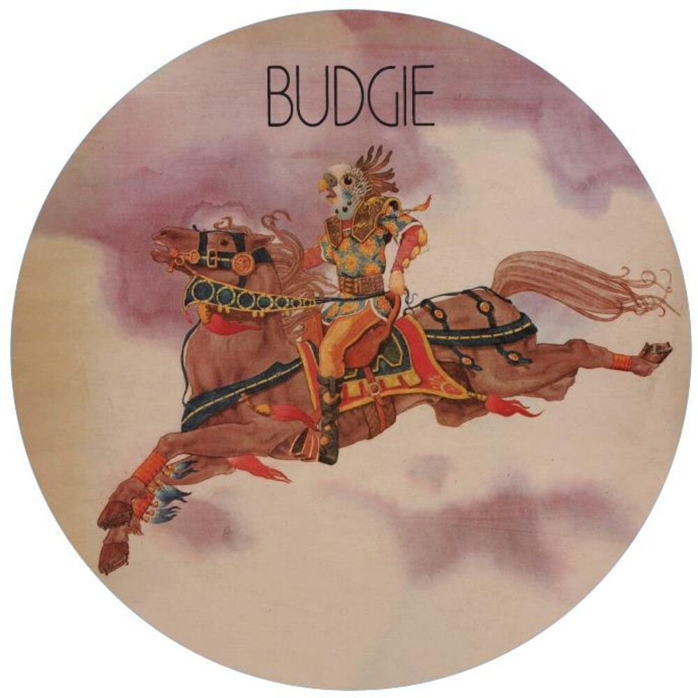 Budgie - Budgie [Limited Edition] (Pict) (Uk)