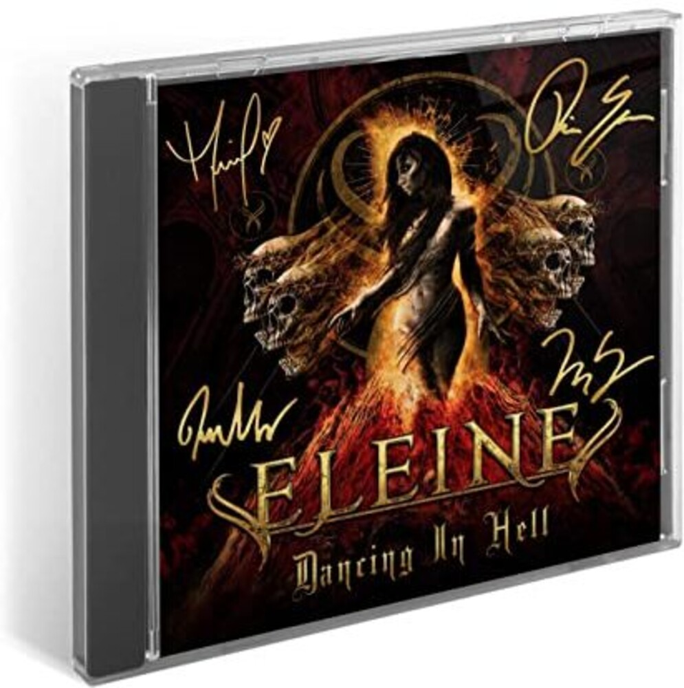 Eleine - Dancing In Hell (Signed/ O-Card)