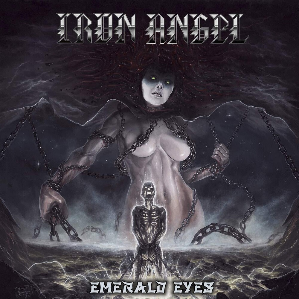 Iron Angel - Emerald Eyes