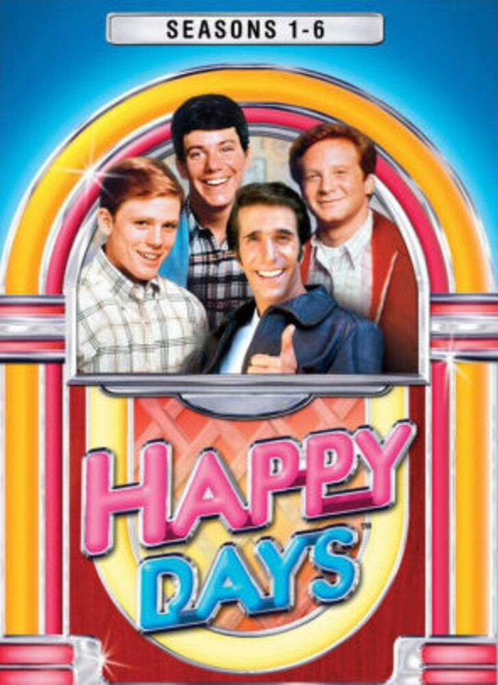 Happy Days: Seasons 1-6 - Happy Days: Seasons 1-6 (22pc) / (Box Full Mono)