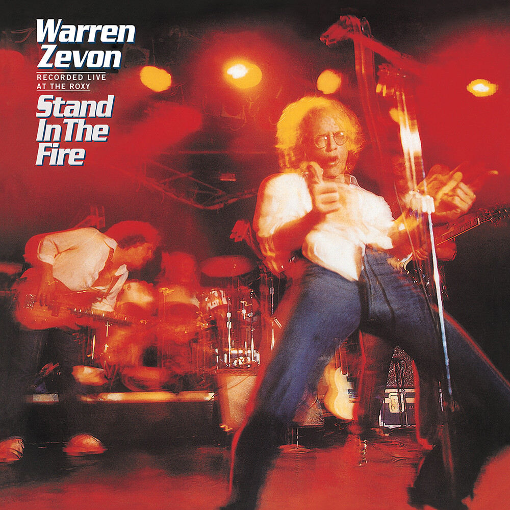 Warren Zevon - Stand In The Fire (Dlx)