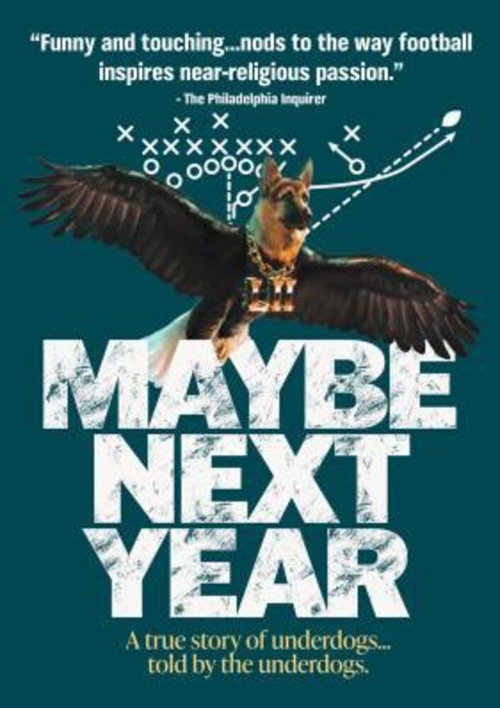 - Maybe Next Year