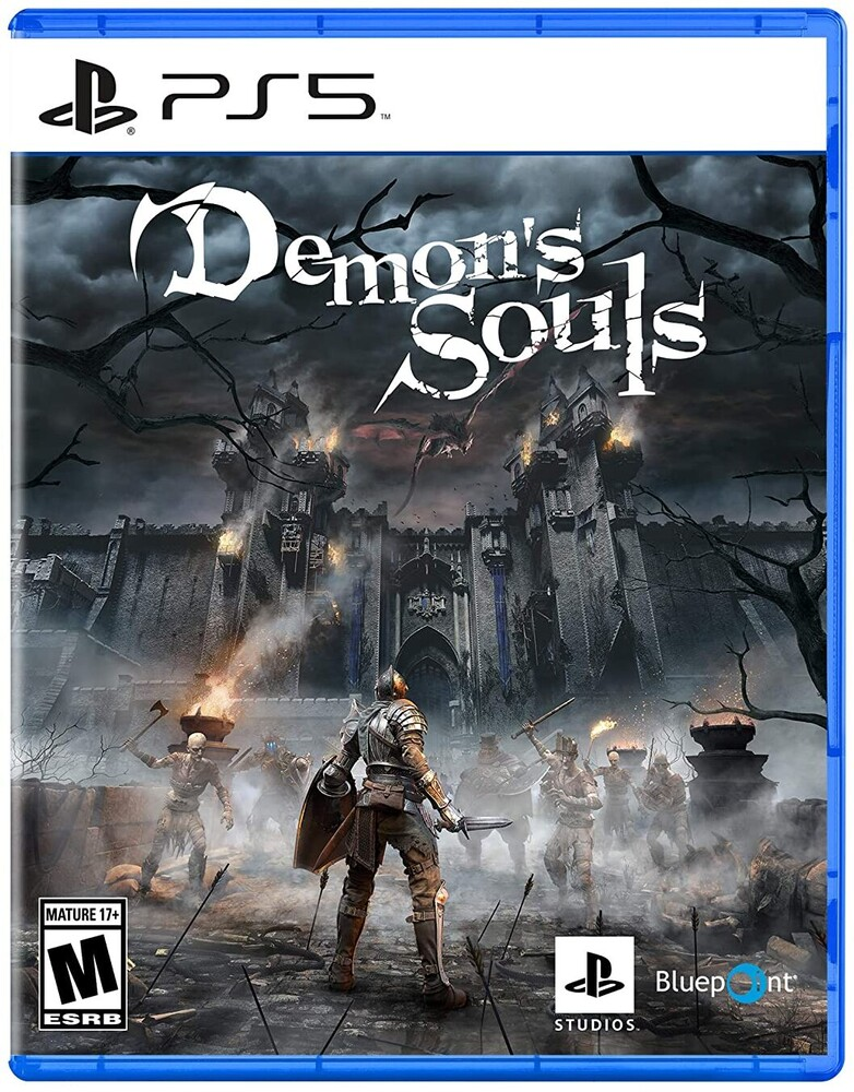 Ps5 Demon's Souls - Demon's Souls for PlayStation 5