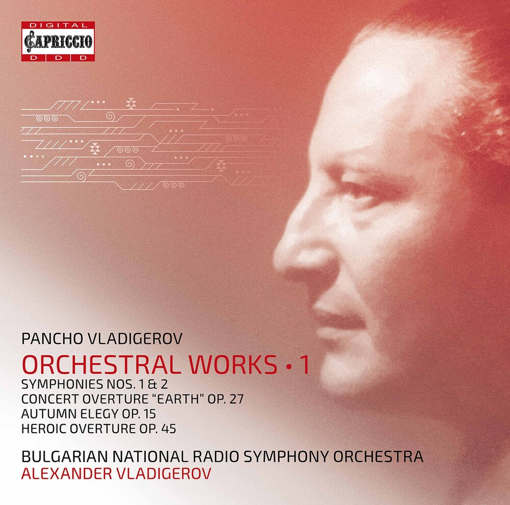 Bulgarian National Radio Symphony Orchestra - Orchestral Works 1