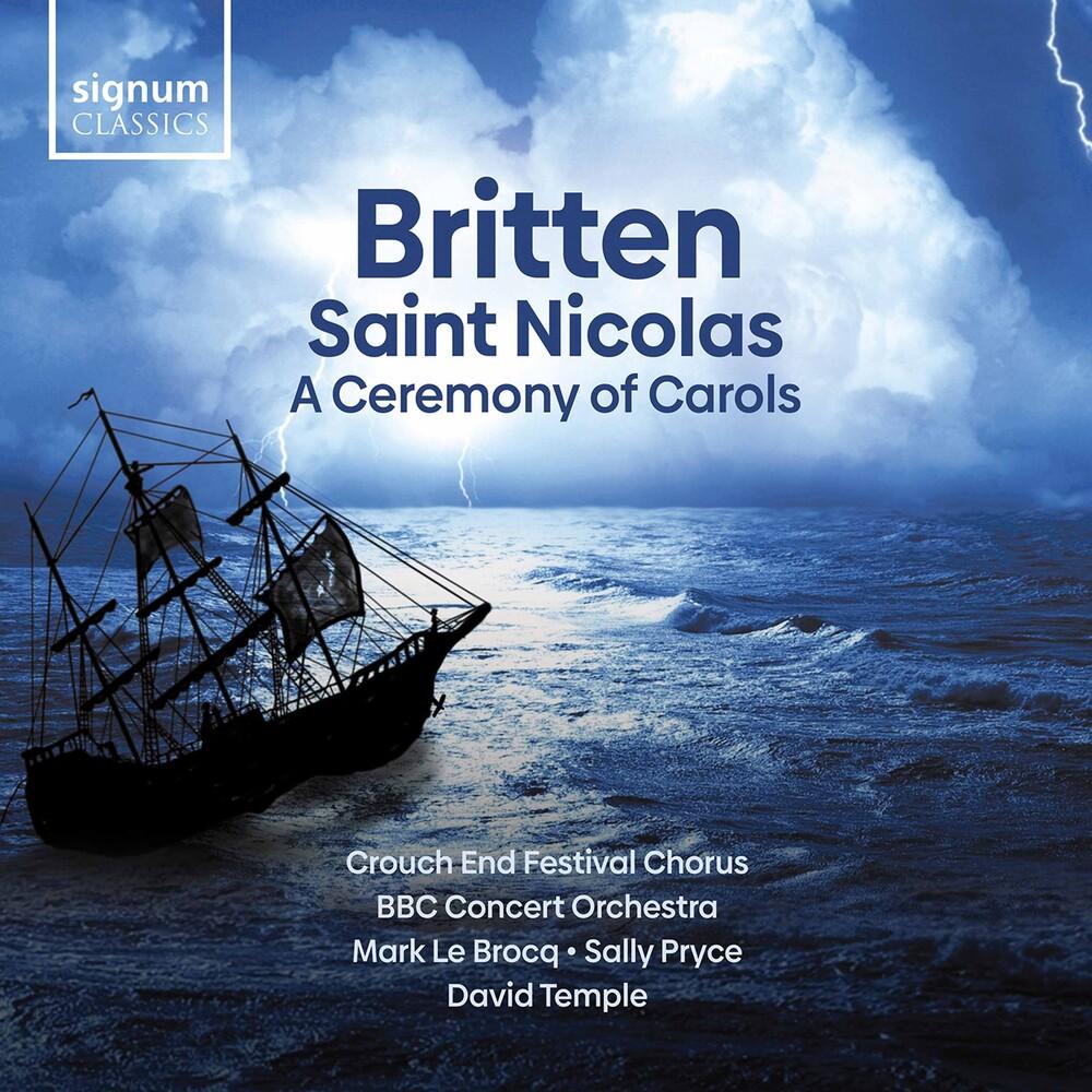 Britten - Saint Nicolas