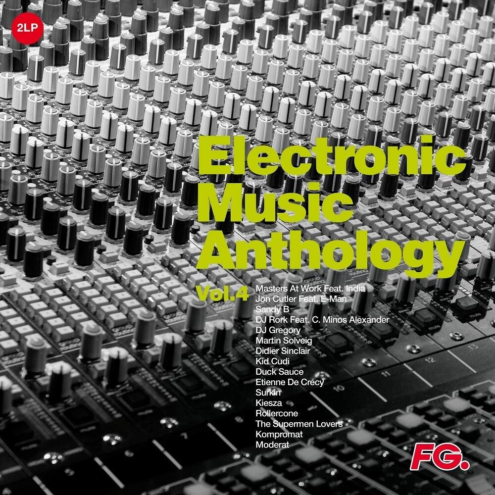 Electronic Music Anthology Vol 4 / Various - Electronic Music Anthology Vol 4 / Various (Fra)