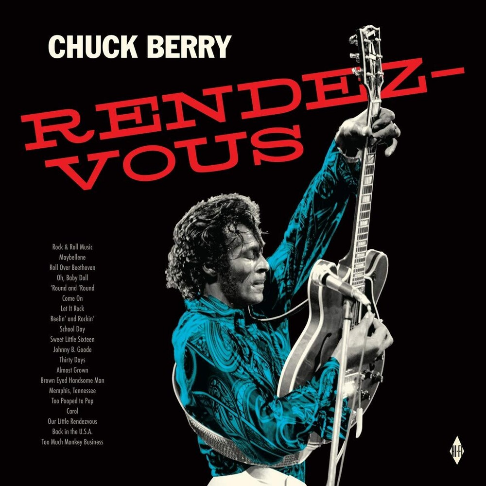 Chuck Berry - Rendez-Vous [Limited 180-Gram Vinyl]