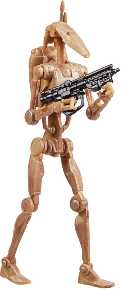 SW Vin Andes - Hasbro Collectibles - Star Wars Vintage Collection Battle Droid