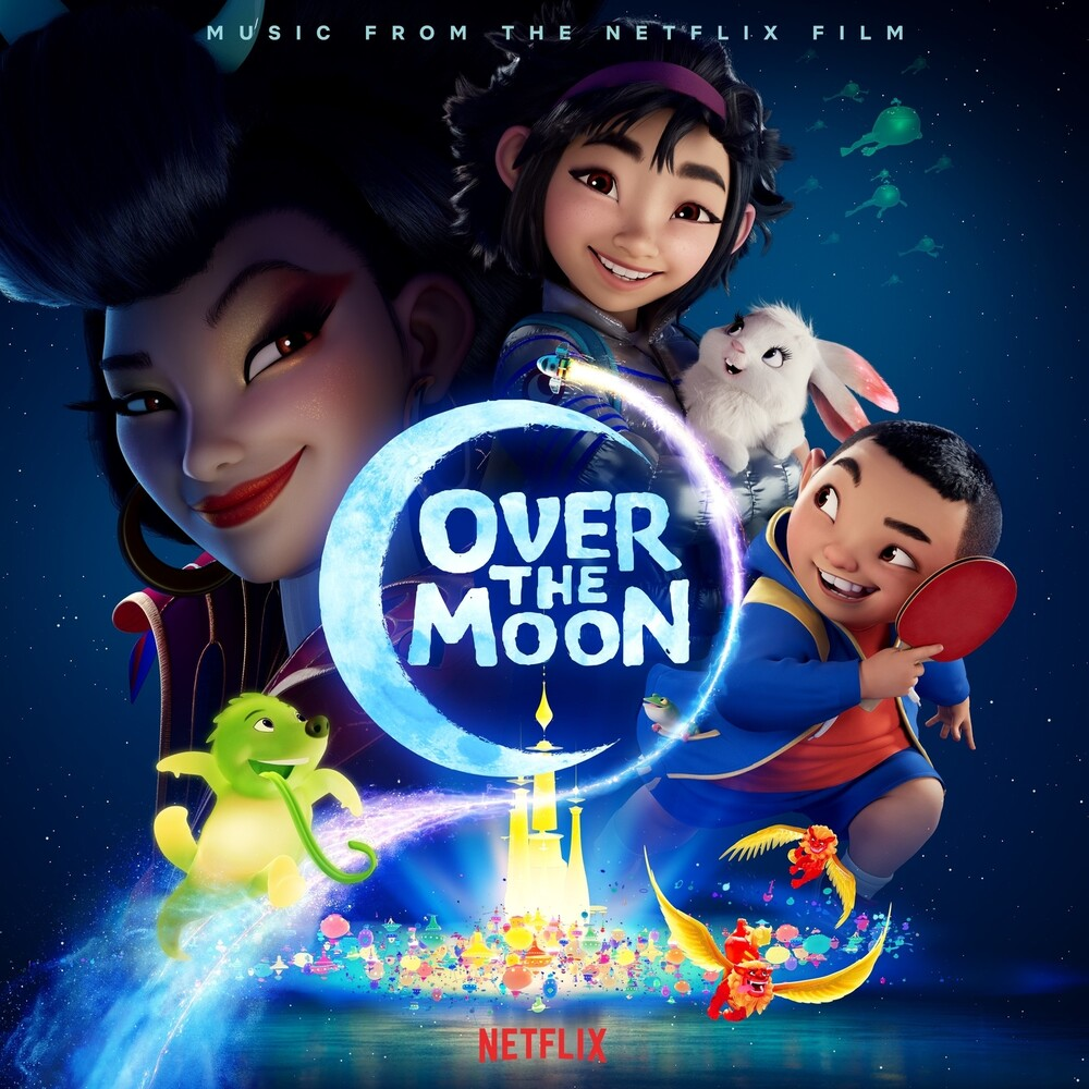 Various Artists - Over The Moon (Music From The Netflix Film) [LP]
