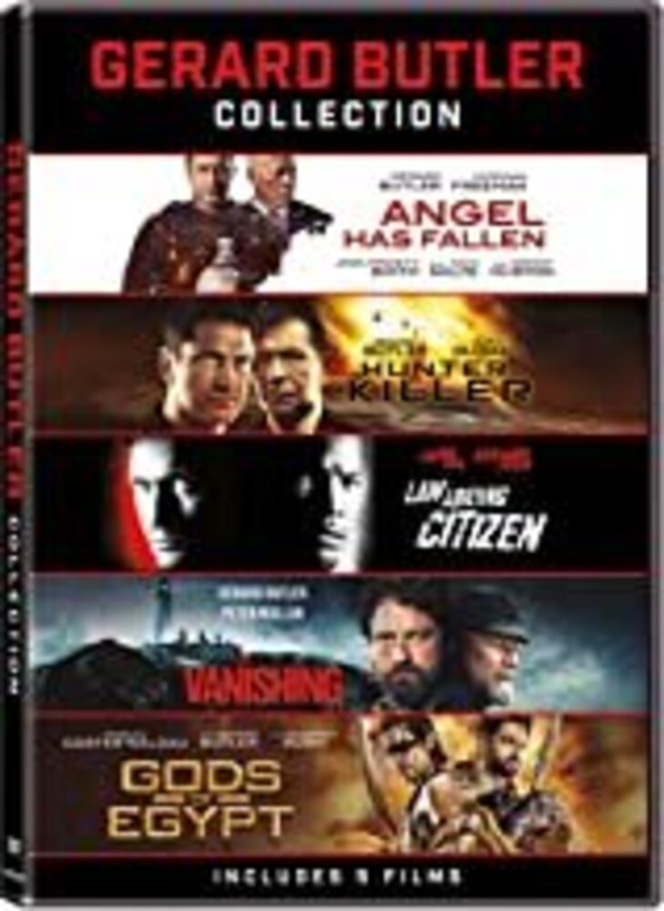 Gerard Butler Collection - Gerard Butler Collection (3pc) / (3pk Dol Sub Ws)