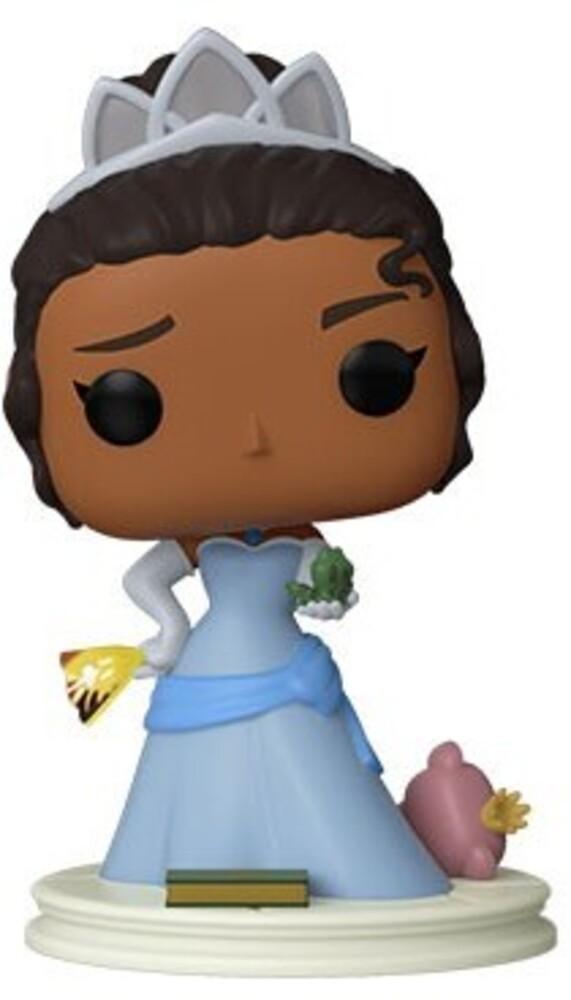 - FUNKO POP! DISNEY: Ultimate Princess- Tiana