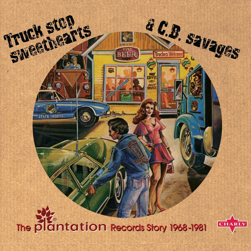 Plantation Records Story 1968-1981 / Various - Plantation Records Story 1968-1981 / Various