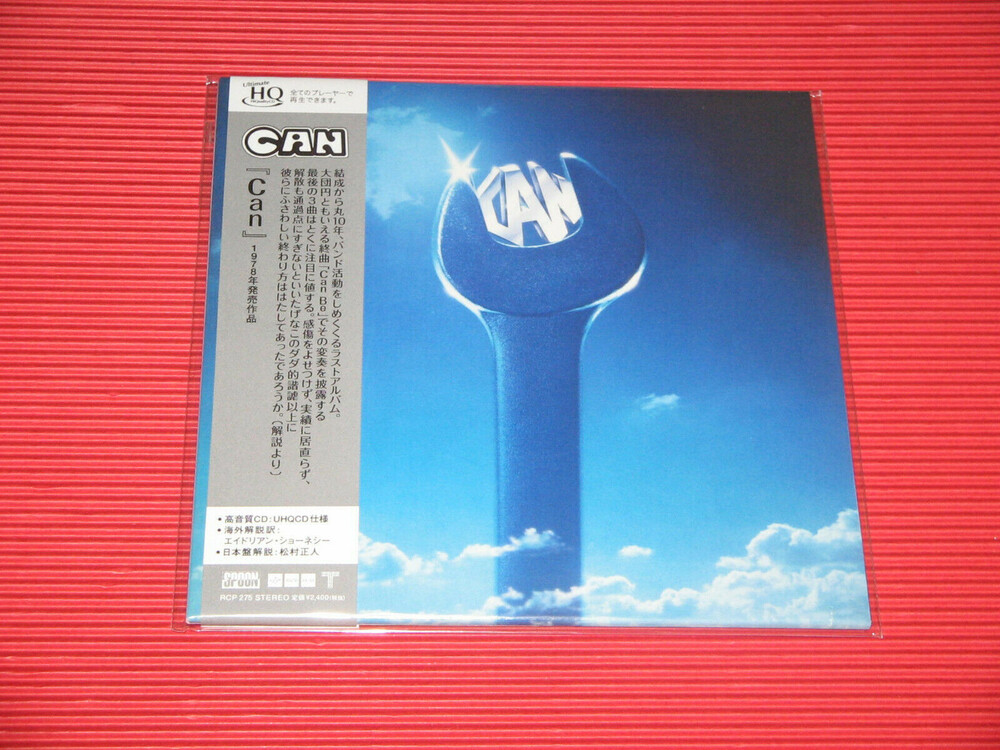 Can - Can (UHQCD) (Paper Sleeve)