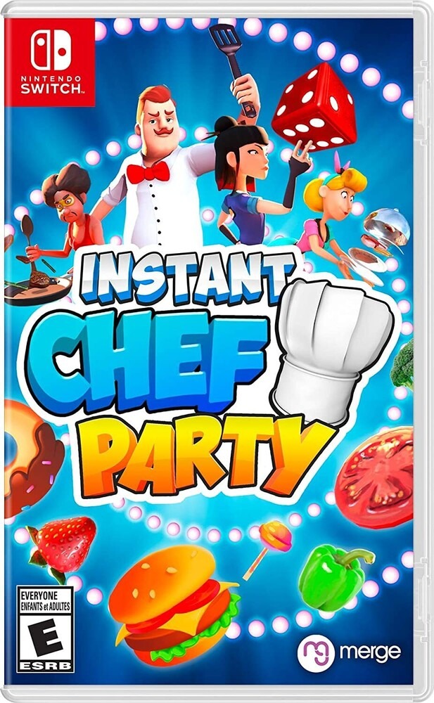 Swi Instant Chef Party - Instant Chef Party for Nintendo Switch Standard Edition