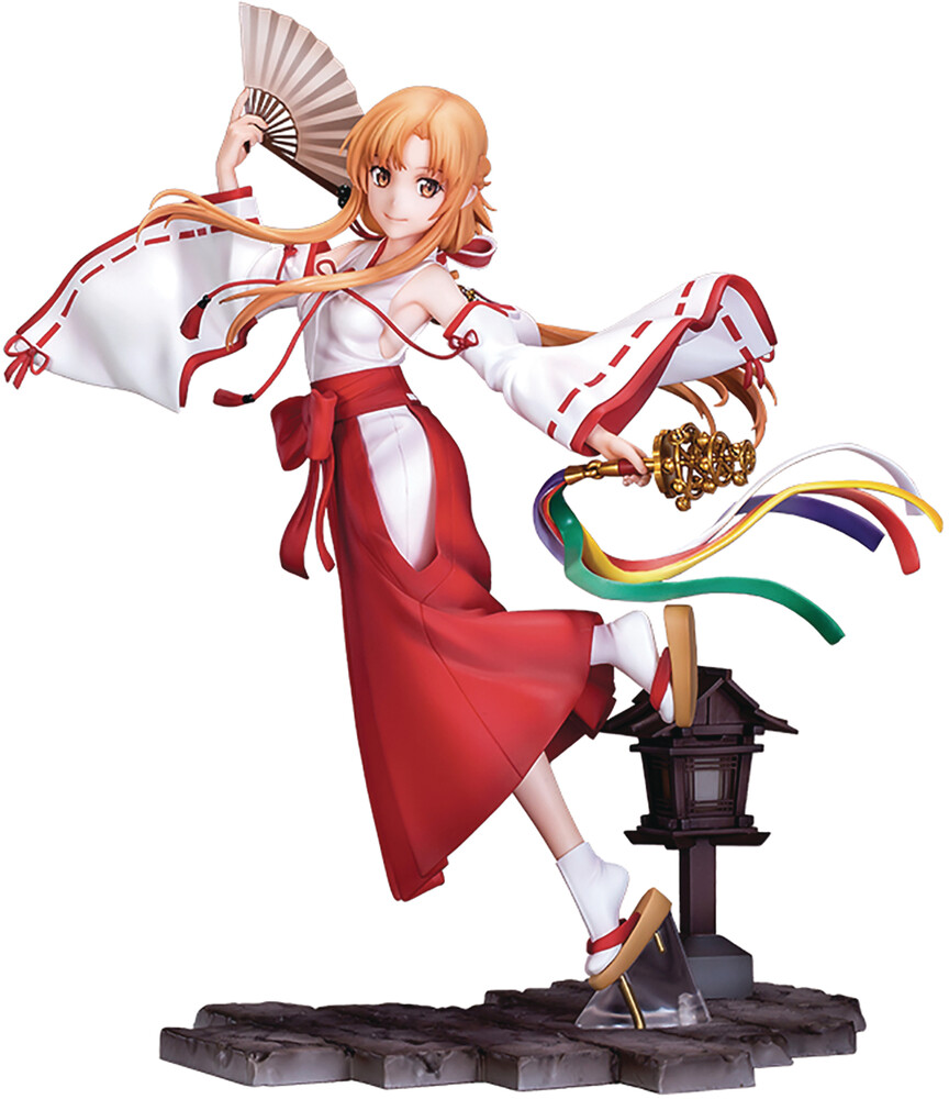 Passage - Passage - Sword Art Online - Alicization War Of Underworld Asuna Miko1/7 PVC Figure