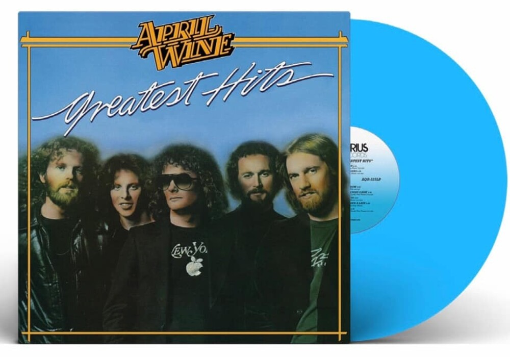 April Wine - Greatest Hits (Blue) [Limited Edition] (Can)