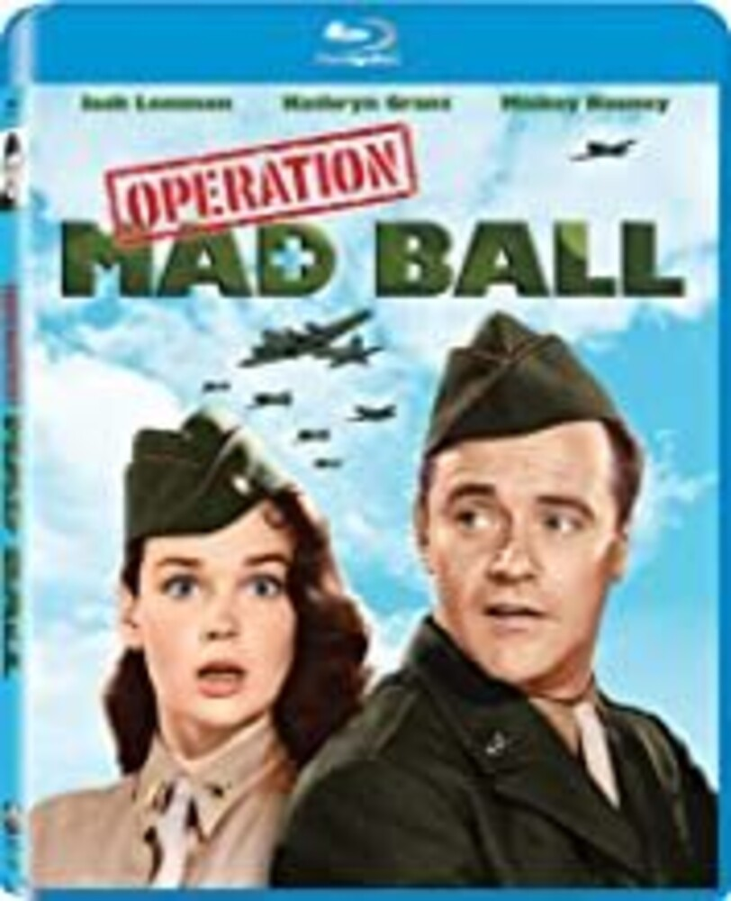 Operation Mad Ball - Operation Mad Ball / (Mod)