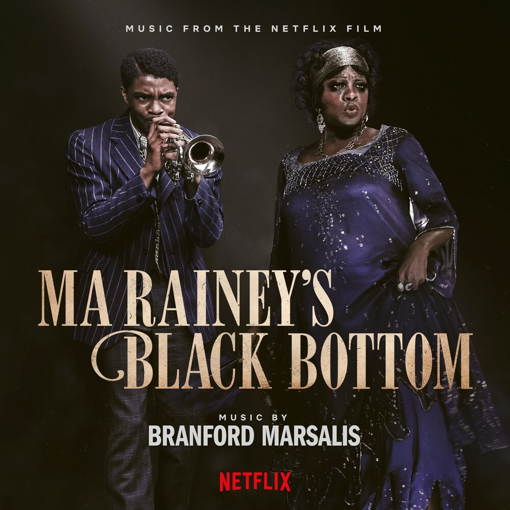 Branford Marsalis - Ma Rainey's Black Bottom (Original Soundtrack)