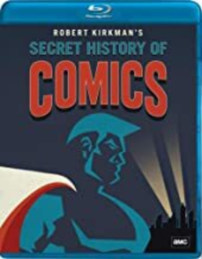 Robert Kirkman's Secret History of Comics - Robert Kirkman's Secret History Of Comics (2pc)