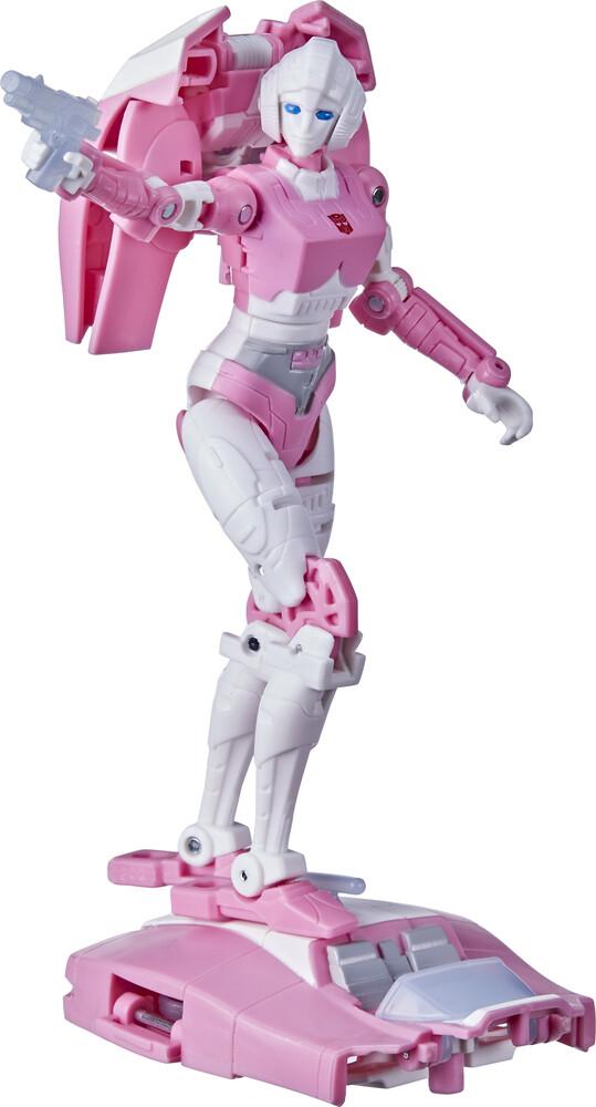 - Hasbro Collectibles - Transformers Generations War For Cybertron KDeluxe Arcee
