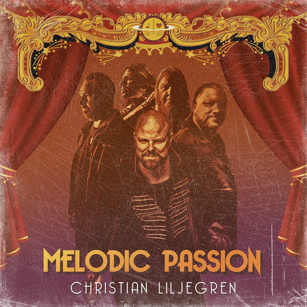 Christian Liljegren - Melodic Passion