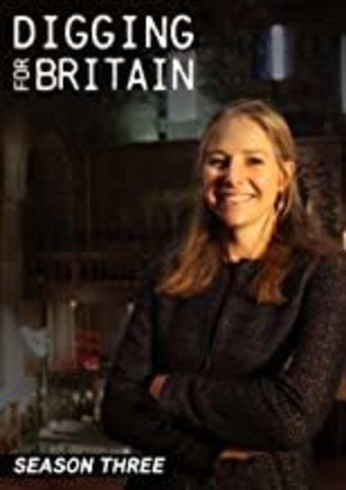 Digging for Britain: Season 3 - Digging For Britain: Season 3
