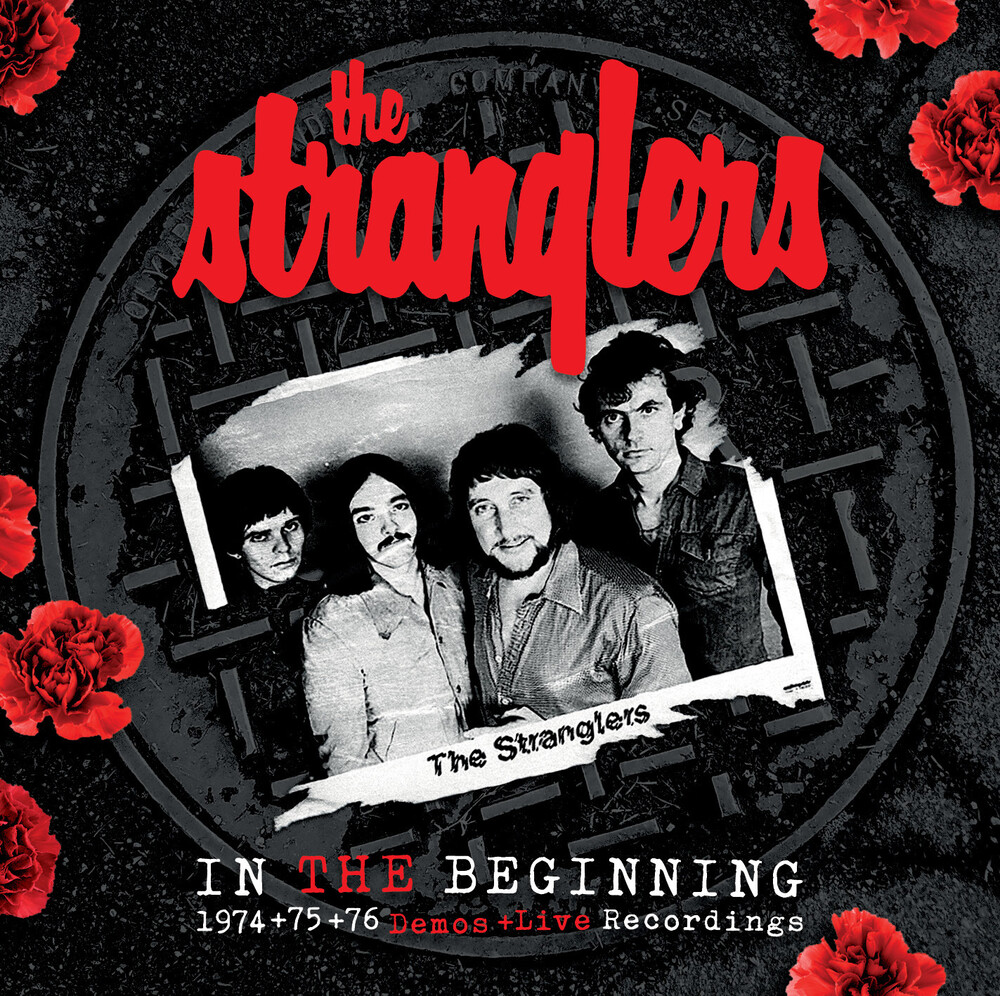 Stranglers - In The Beginning 1974 75 76 DemoS + Live Recordings